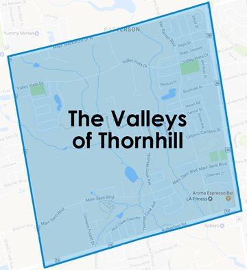 The Valleys of Thornhill